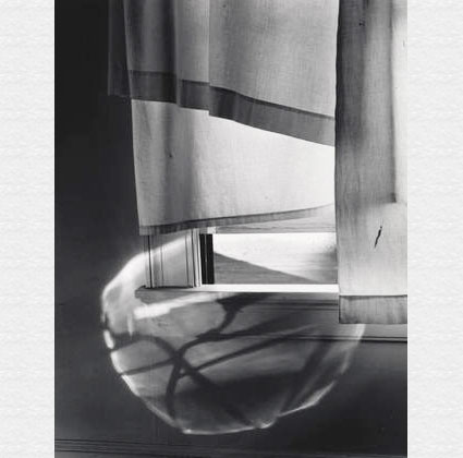 Window Sill and Reflection by Minor White. Source: moma.org