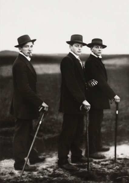 Young Farmers by August Sander. Source: walthercollection.com
