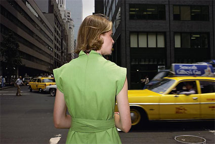New York City (#1) by Joel Sternfeld. Source: luhringaugustine.com