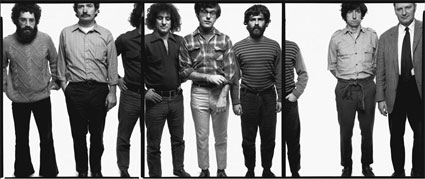 The Chicago Seven by Richard Avedon. Source: gagosian.com