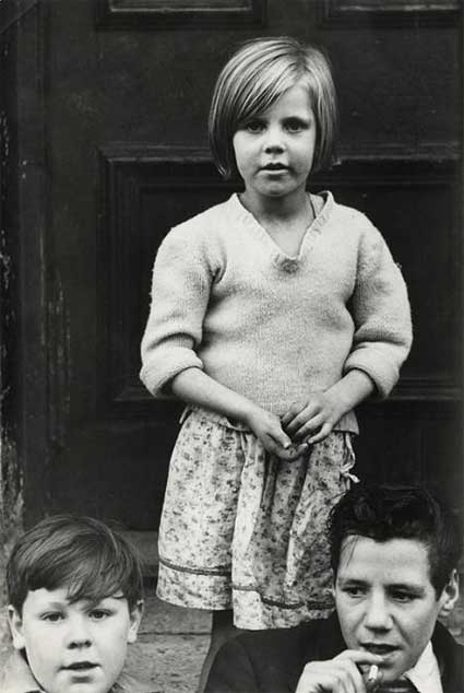 Southam Street, North Kensington, London by Roger Mayne. Source: gittermangallery.com
