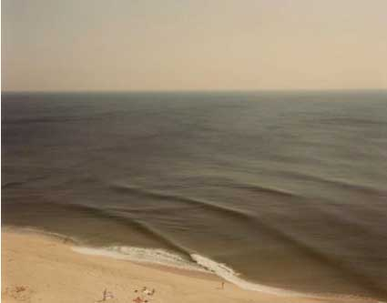 Longnook Beach by Joel Meyerowitz. Source: howardgreenberg.com