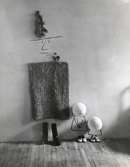 Photo by Saul Steinberg . Source: pacemacgill.com
