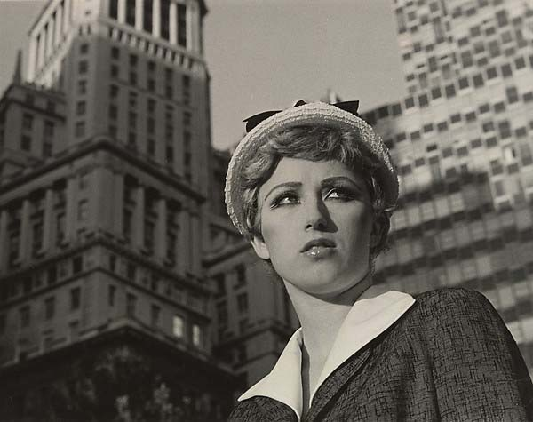 Photo by Cindy Sherman . Source: Metropolitan Museum