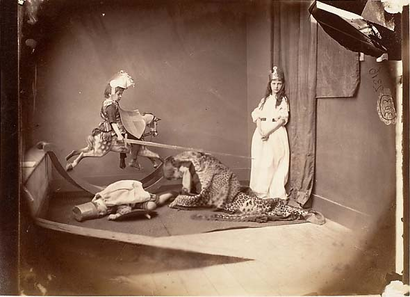 Photo by Lewis Carroll . Source: metmuseum.org